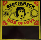 BOX OF LOVE (The Bert Jansch Sampler Vol. Ii) - Bert Jansch