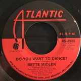 Do You Want To Dance? - Bette Midler
