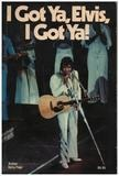 I got ya, Elvis, I got ya! - Betty Page