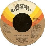 Where Is The Love - Betty Wright
