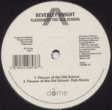 Flavour Of The Old School / Promise You Forever - Beverley Knight