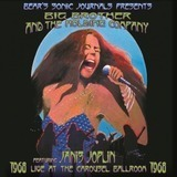 Live at the Carousel Ballroom 1968 - Big Brother & The Holding Company featuring Janis Joplin