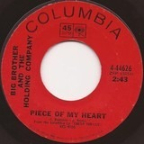 Piece Of My Heart / Turtle Blues - Big Brother & The Holding Company