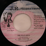 Mr Man Deh - Big Youth