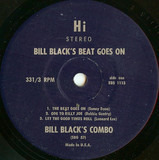 Bill Black's Beat Goes On - Bill Black's Combo