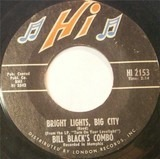 Bright Lights, Big City / Red Light - Bill Black's Combo