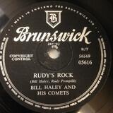 Rudy's Rock / Blue Comet Blues - Bill Haley And His Comets