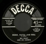 Shake, Rattle And Roll / A. B. C. Boogie - Bill Haley And His Comets