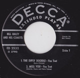 """Rockin' The """"Oldies""""! - Bill Haley And His Comets"""