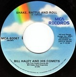 Shake, Rattle And Roll / See You Later, Alligator - Bill Haley And His Comets