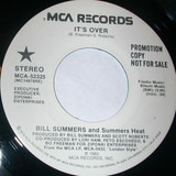 It's Over - Bill Summers & Summers Heat