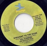 Straight To The Bank / Your Love - Bill Summers & Summers Heat