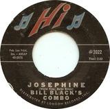 Josephine / Dry Bones - Bill Black's Combo