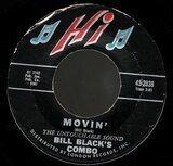Movin' / Honky Train - Bill Black's Combo