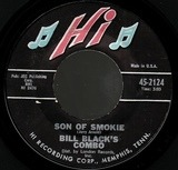 Son Of Smokie / Peg Leg - Bill Black's Combo
