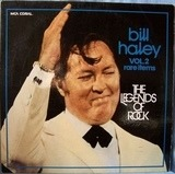 Legends Of Rock, Vol. 2, Rare Items - Bill Haley