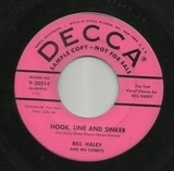 Hook, Line And Sinker / Forty Cups Of Coffee - Bill Haley And His Comets