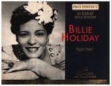 Portrait - Billie Holiday