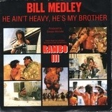 He Ain't Heavy, He's My Brother / The Bridge (Instrumental Version) - Bill Medley / Giorgio Moroder