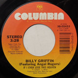 If I Ever Lose This Heaven - Billy Griffin (Featuring Angel Rogers)