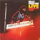 Live European Tour - Billy Preston