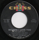 Because I Love You  /  Mountain of Love - Billy Stewart
