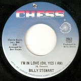 I'm In Love (Oh, Yes I Am) / Crazy 'Bout You Baby - Billy Stewart