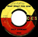 Reap What You Sow / Fat Boy - Billy Stewart