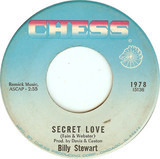 Secret Love / Look Back And Smile - Billy Stewart
