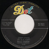Chop Sticks / You're The Only Star (In My Blue Heaven) - Billy Vaughn And His Orchestra