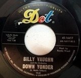 Down Yonder / I'm Waitin' - Billy Vaughn And His Orchestra