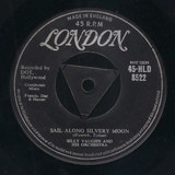 Sail Along Silvery Moon / Raunchy - Billy Vaughn And His Orchestra