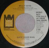 Back Door Man - Billy Vera
