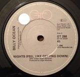Nights (Feel Like Getting Down) - Billy Ocean