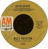 Outa-Space / I Wrote A Simple Song - Billy Preston