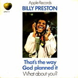 That's the Way God Planned It - Billy Preston