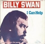 I can help / Ways of a woman in love - Billy Swan