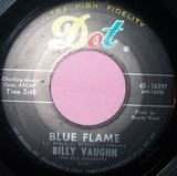 Blue Flame - Billy Vaughn And His Orchestra