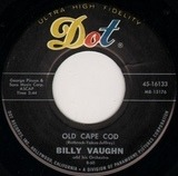 Old Cape Cod / The Sundowners - Billy Vaughn And His Orchestra