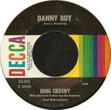 Danny Boy / Dear Little Boy Of Mine - Bing Crosby