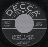 Around the World - Bing Crosby / Victor Young