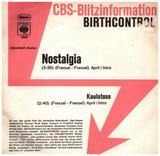 Nostalgia - Birth Control