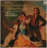 Carmen Suite No. 1, No. 2, LSO, Marriner - Bizet