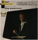 Carmen Suites No. 1&2 / L'Arlésienne Suites No. 1&2 - Bizet