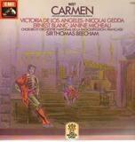 Carmen,, Radiodiffusion Francaise, Beecham - Bizet