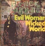 Evil Woman / Wicked World - Black Sabbath