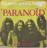 Paranoid / Rat Salad - Black Sabbath