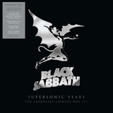 Supersonic Years:The Seventies Singles Box Set - Black Sabbath