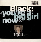 You're A Big Girl Now - Black