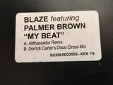 My Beat - Blaze